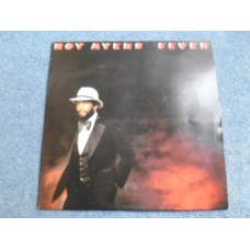 ROY AYERS - FEVER LP - Nr MINT A1/B1 UK FUNK JAZZ FUSION