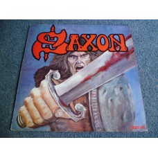 SAXON - DEBUT LP - Nr MINT A3/B3 UK 1979  HEAVY METAL