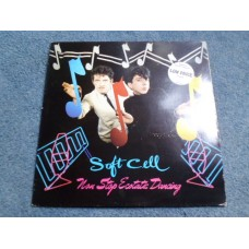 SOFT CELL - NON-STOP ECSTATIC DANCING LP - Nr MINT UK   SYNTH POP