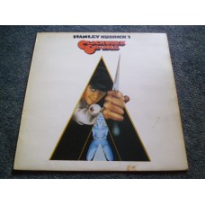 STANLEY KUBRICK's A CLOCKWORK ORANGE soundtrack LP - VG+ UK