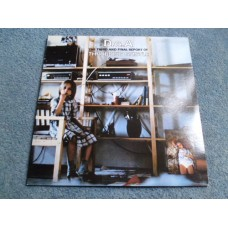 THROBBING GRISTLE - DOA THE THIRD AND FINAL REPORT LP - Nr MINT UK INDIE ELECTRONICA