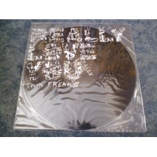 "TWIN FREAKS - REALLY LOVE YOU Etched 12"" - Nr MINT  PAUL McCARTNEY ELECTRONICA"