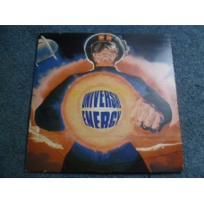 UNIVERSAL ENERGY - SELF TITLED LP - EXC+ A1/B1 UK  DISCO ELECTRONICA
