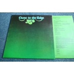 YES - CLOSE TO THE EDGE LP - Nr MINT- A3/B3 UK PROG